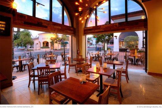 Eureka Burger Restaurant Santa Barabra